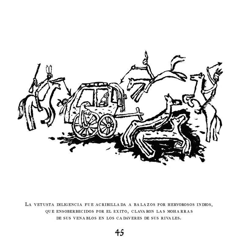 Juan Berrio ejercicios de ilustración sobre ortografía de Miranda Podadera