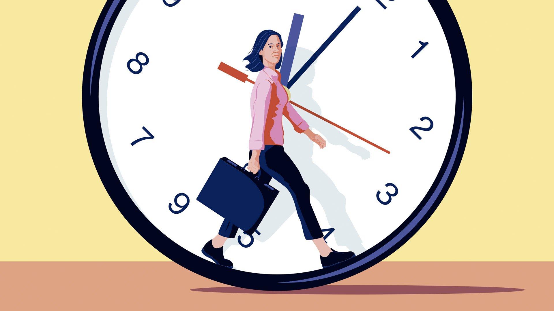 No deberíamos empezar a trabajar a tiempo completo hasta los 40 años