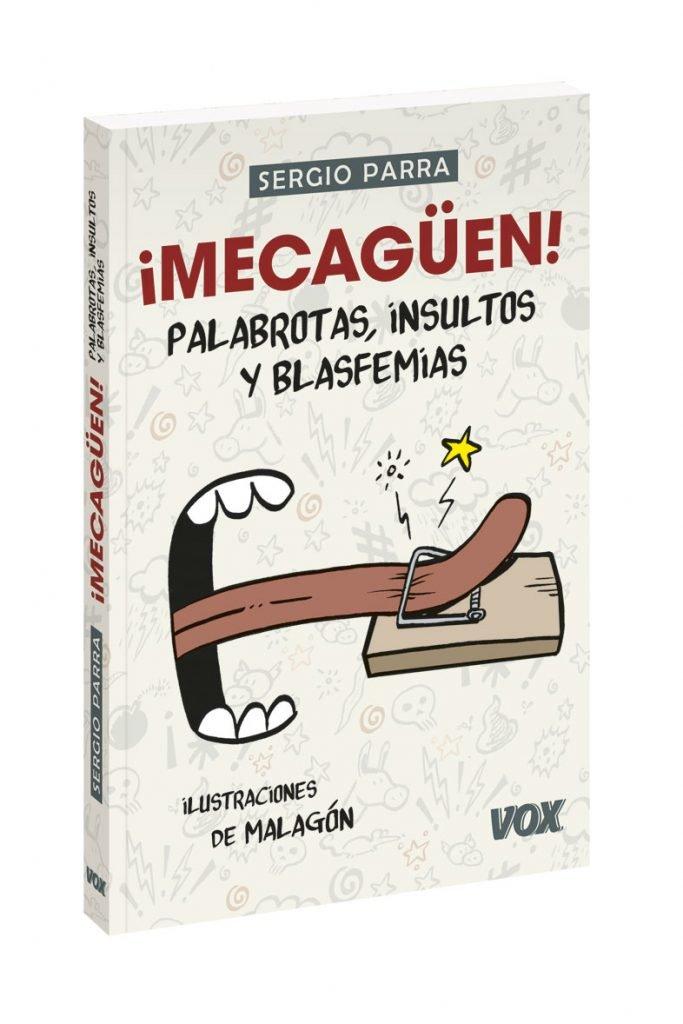 portada del libro Mecagüen
