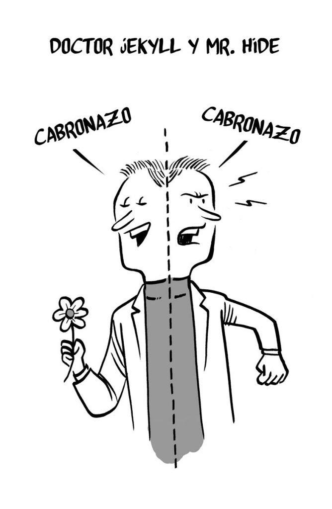 ilustración del Mecagüen
