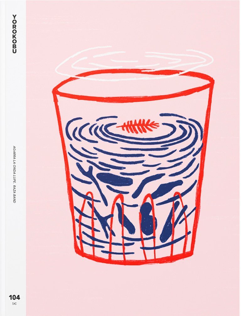 Maddi da Silva ilustra la portada de Yorokobu