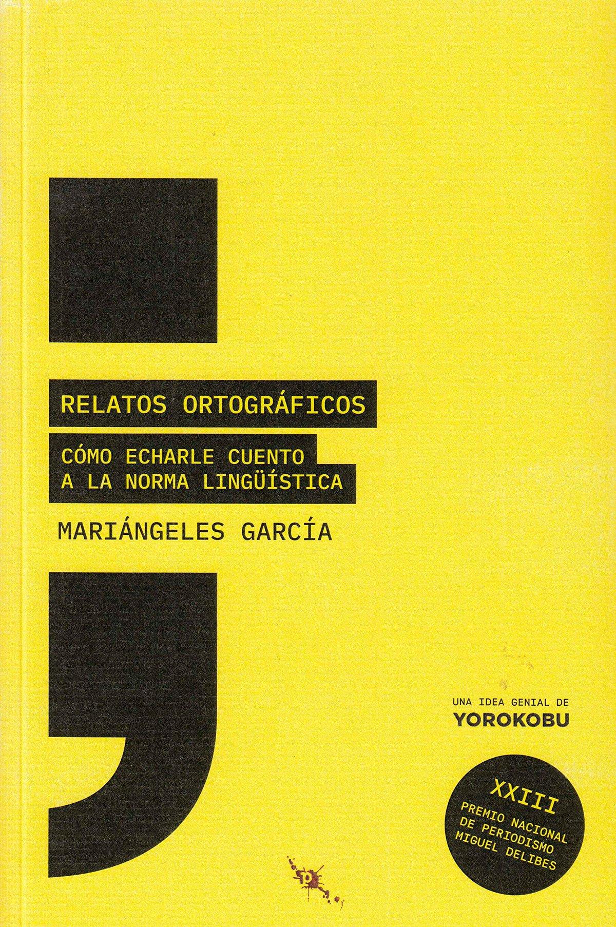 Relatos ortográficos, el libro