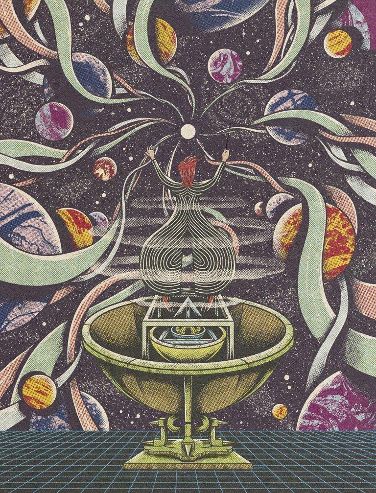 David Montañés crea la zarzuela alien