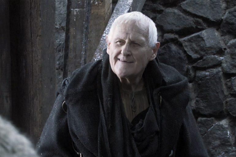 Juego de Tronos - Maestre Aemon Targaryen