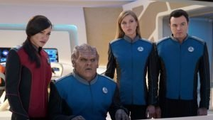 'The Orville' es la hermana perdida de 'Star Trek'