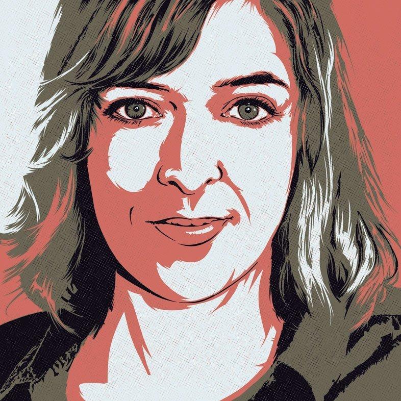 dibujo de Ana Alonso