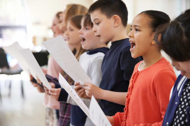 cantar a coro cohesión