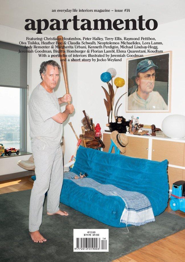 Nacho Alegre cofundador de Apartamento