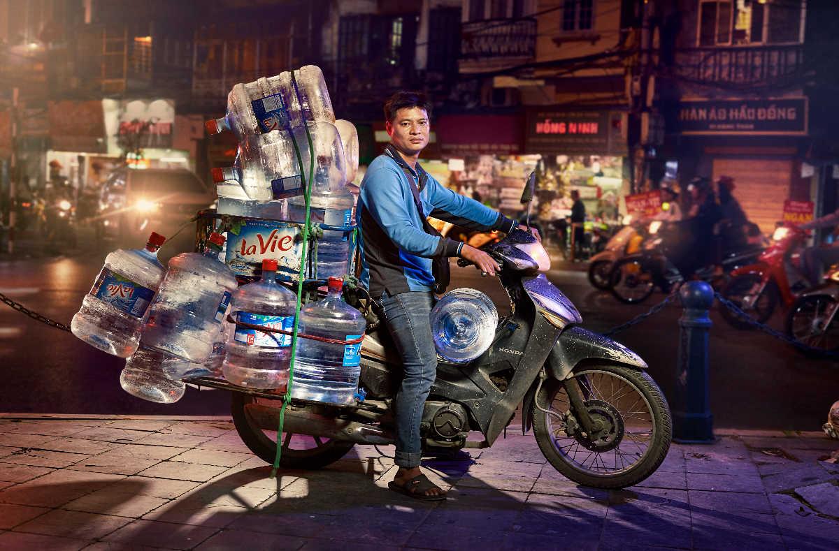 motoristas de hanoi