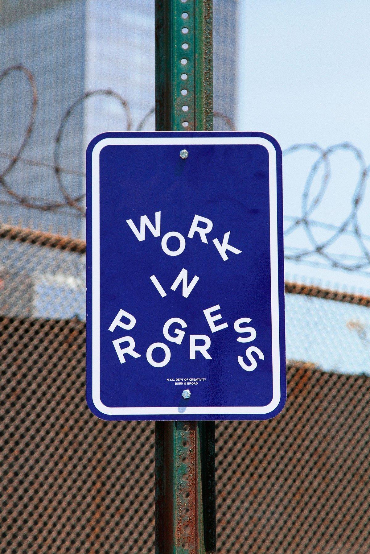 'It's a sign' Nueva York