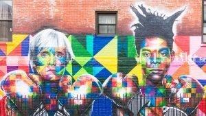 Lo que define a un artista según Jean-Michel Basquiat