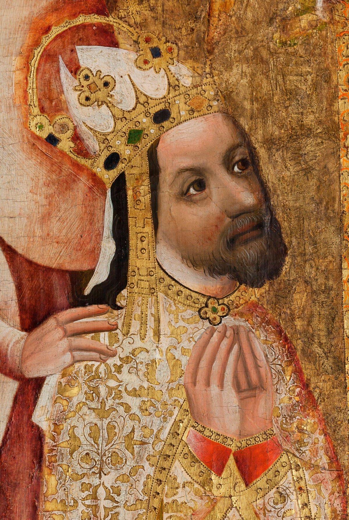 Falsificar documentos en la Edad Media