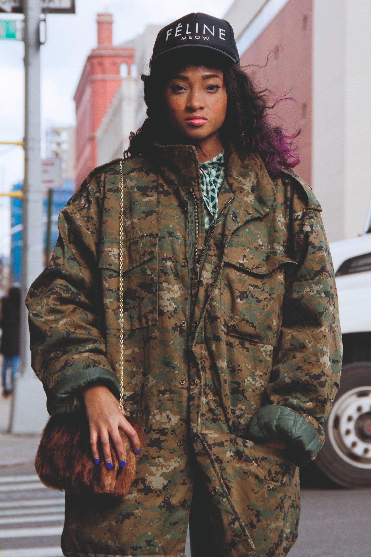 moda militar