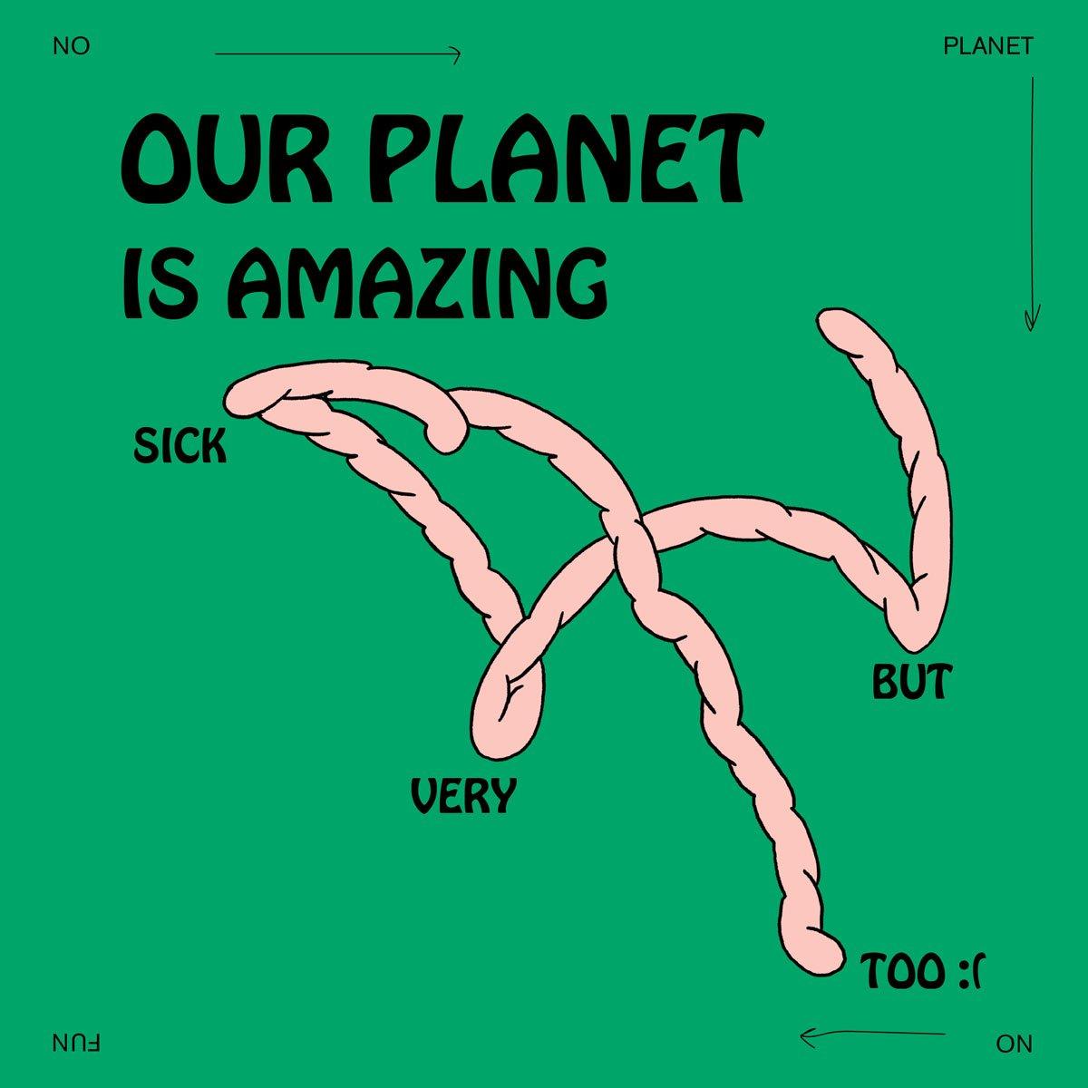 No Planet No Fun