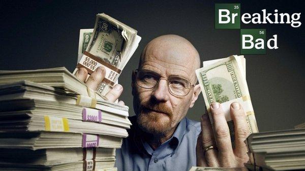 Breaking Bad: cómo se construye un villano