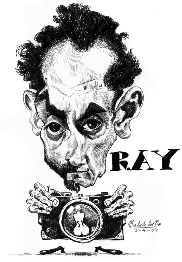 RAY, Man