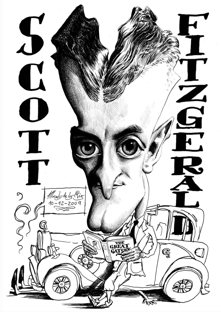 SCOTT FITZGERALD, Francis