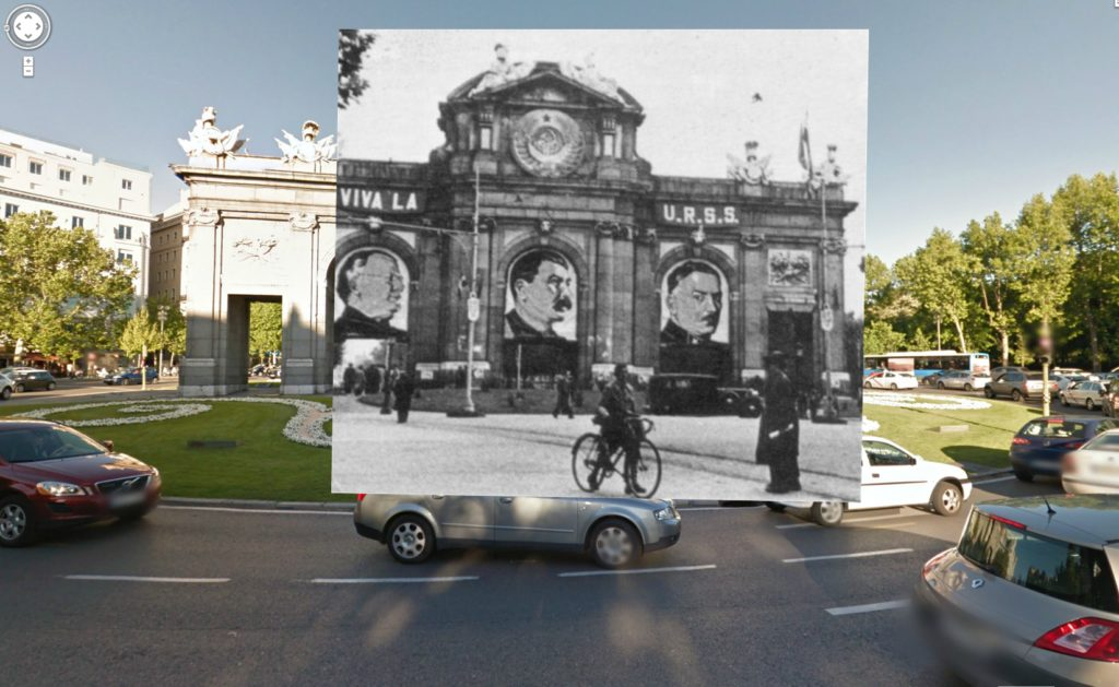 Puerta de Alcalá (1937)