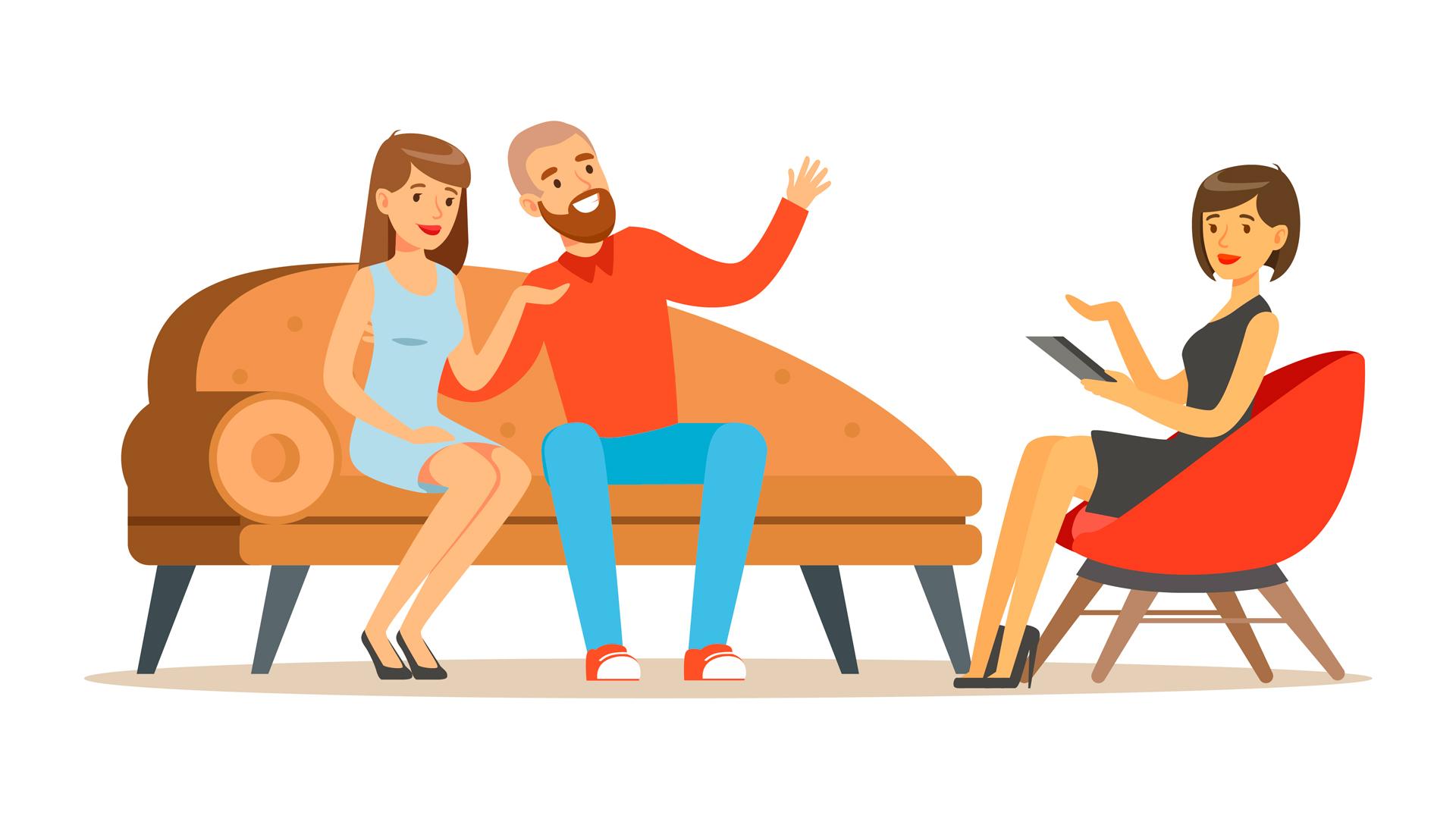 Es conveniente hacer terapia de pareja antes de iniciar la convivencia