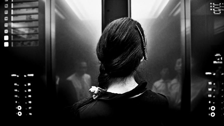 fotografías de ascensores