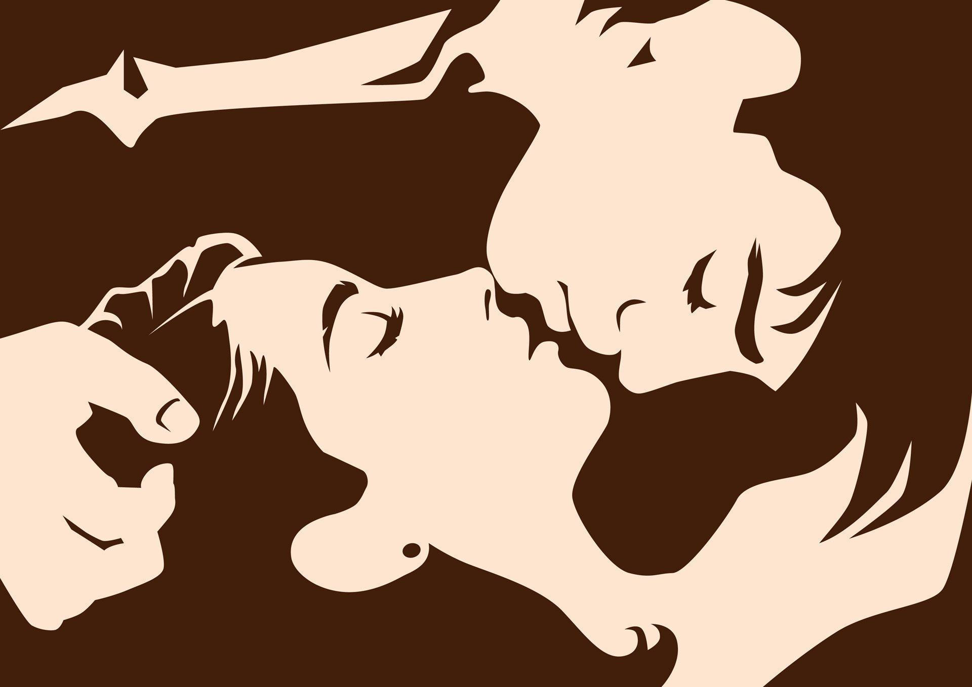 Sexualidad fluida: sexo y amor que escapan de las convenciones