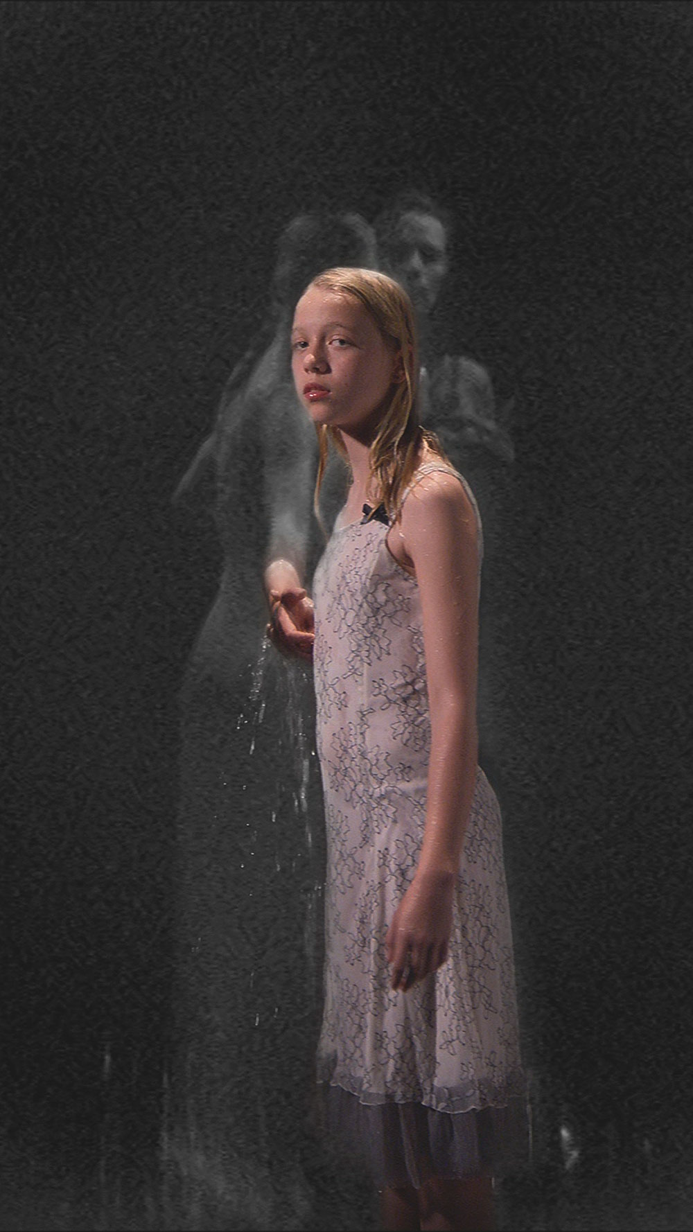 Bill Viola. Three Women, 2008 @Bill Viola Studio
