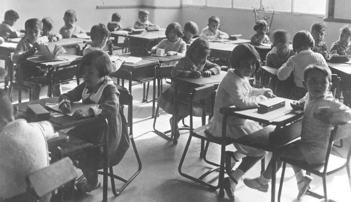 Cuando España era la Finlandia de la educación