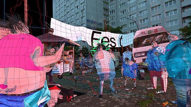 Fest. En el recorrido artístico Still Human
