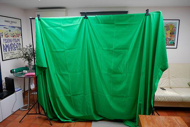 videollamadas de alta costura