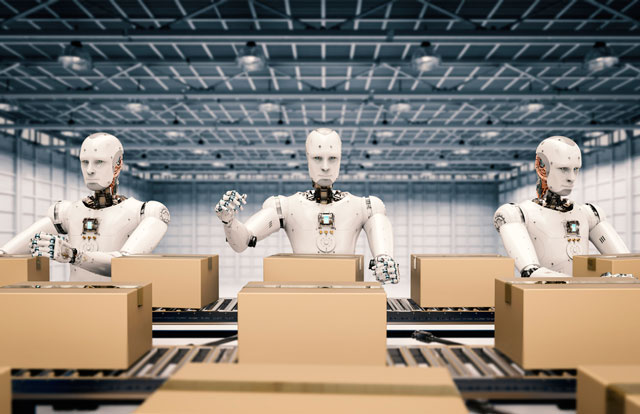 ¿Sueñan los androides con freír patatas?