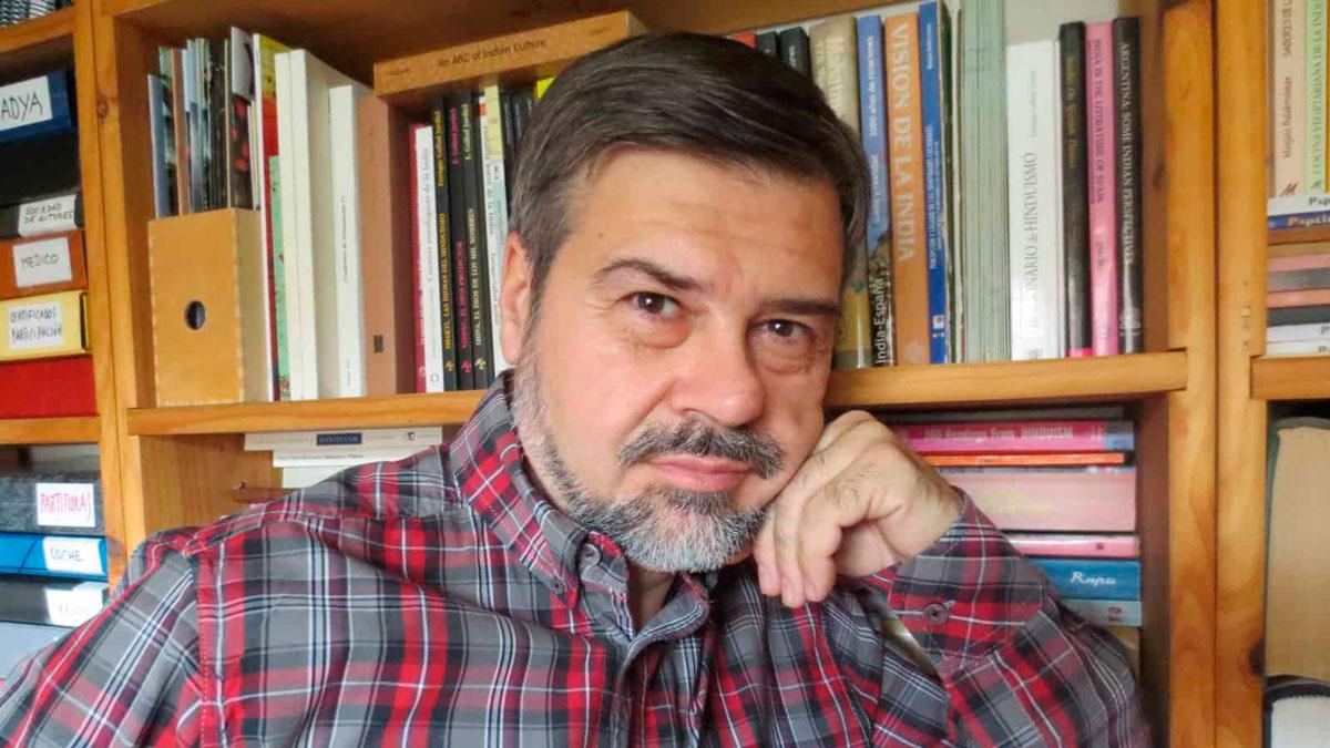 Enrique Gallud Jardiel: «La gente se ha vuelto extremadamente susceptible y ha perdido la capacidad de saber reírse de sí misma»