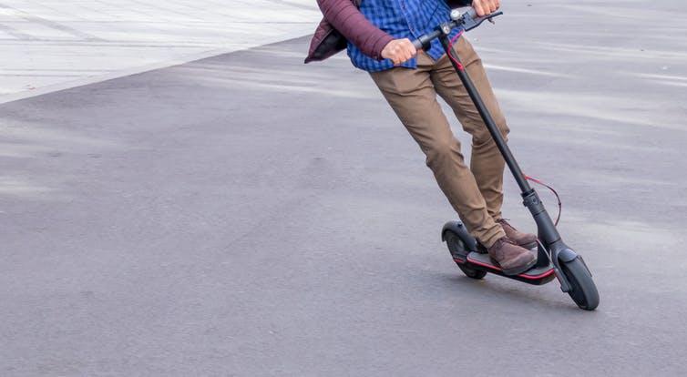 ¿Son sostenibles los patinetes eléctricos?