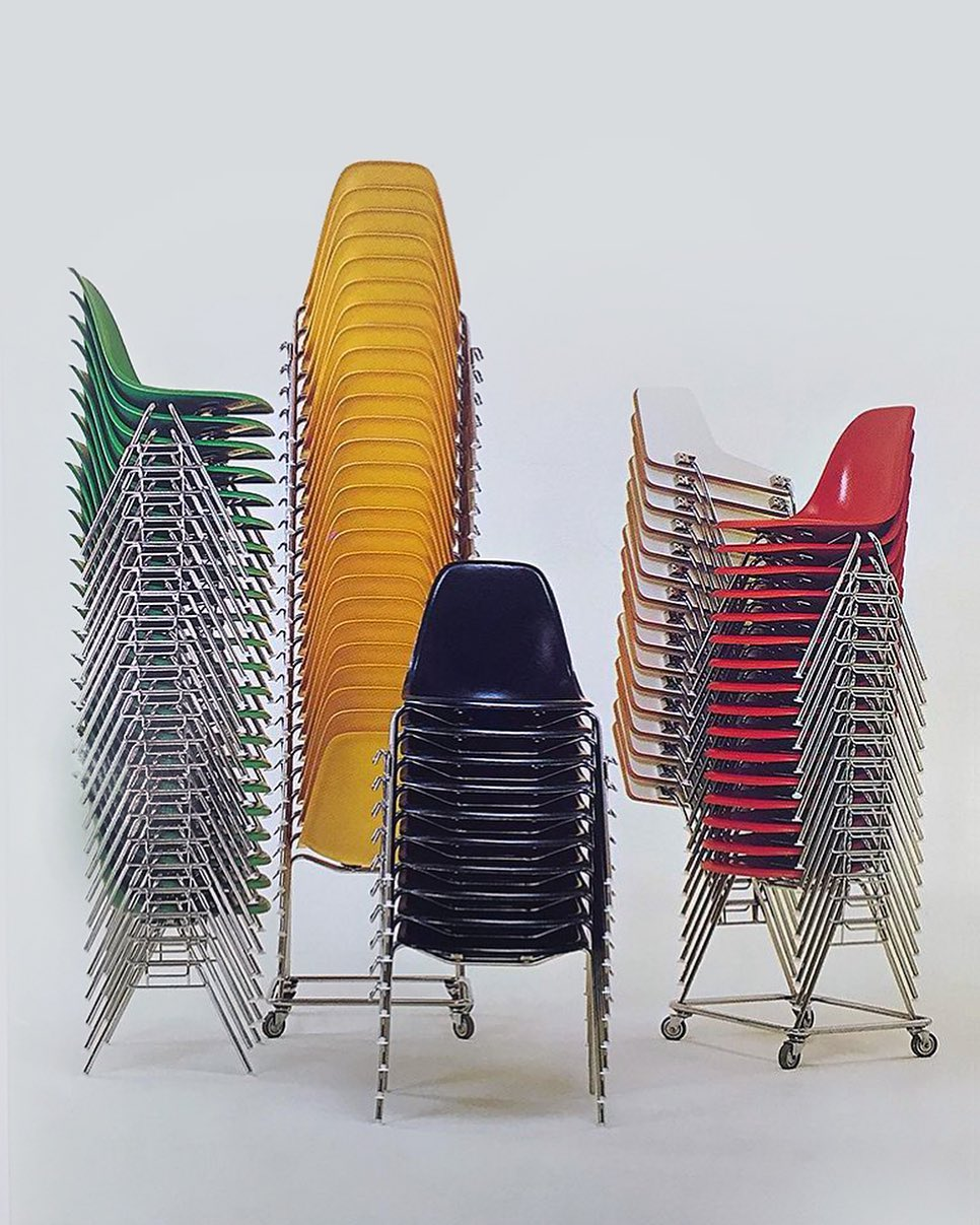 Stacking and Ganging Side Chair