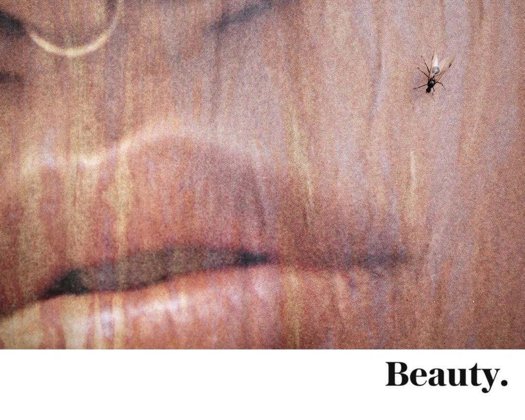 carteles deteriorados belleza
