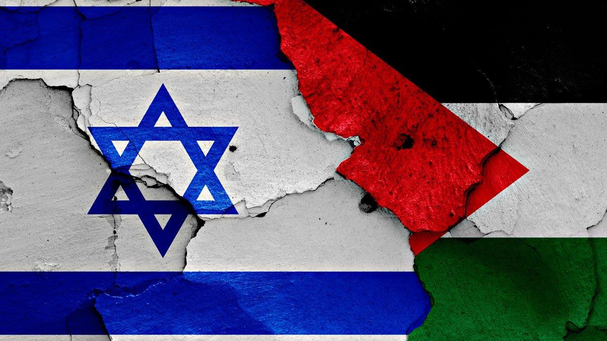 Israel y Palestina: países imaginarios a orillas del Mediterráneo