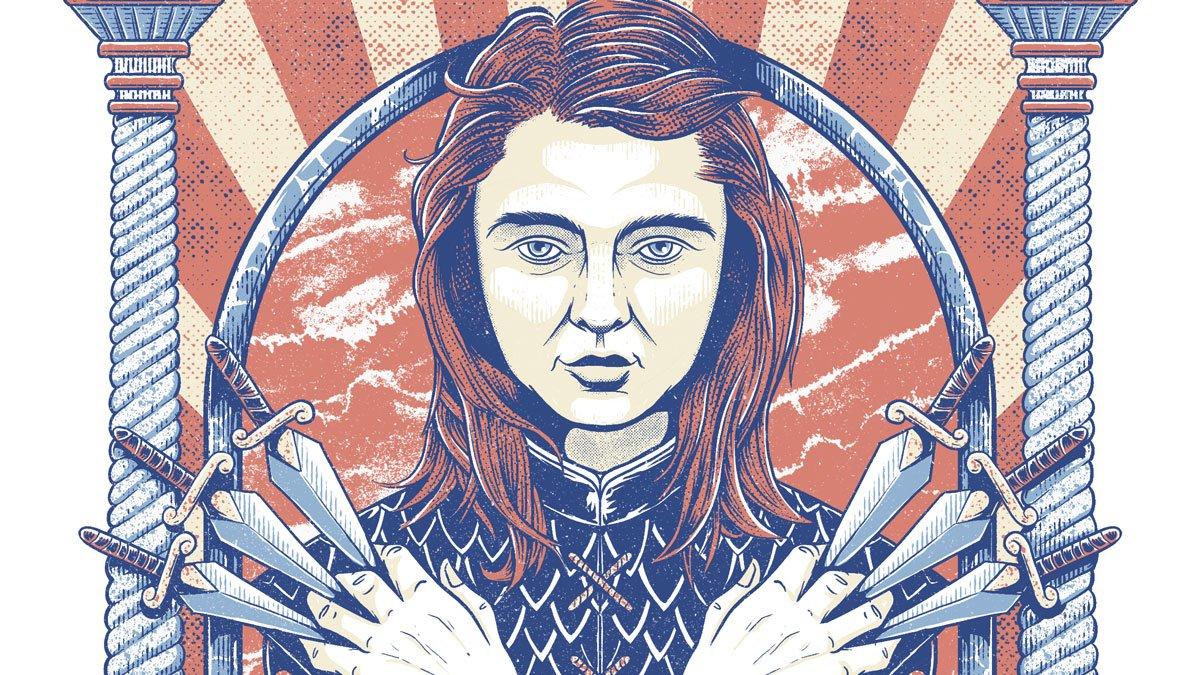 La vida de Arya Stark tras acabar 'Juego de tronos'