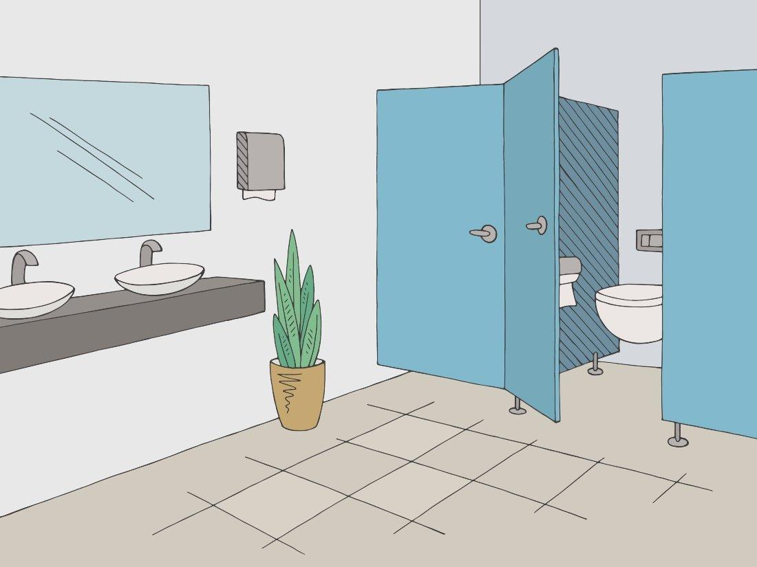 Lo que los baños públicos dicen de nosotros