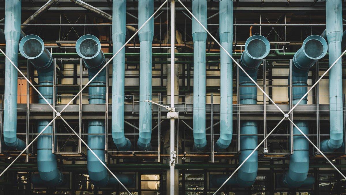 Centro Pompidou, un joven de 40 años en proceso de actualización