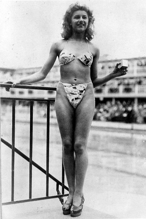 historia del bikini