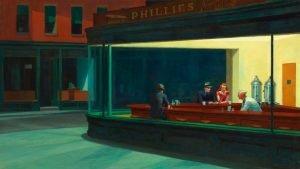 Edward Hopper, el pintor de la alienación